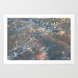 Joy Sparkles Art Print
