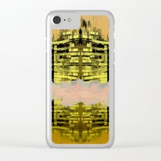 Renascence / 22-9-16 Clear iPhone Case
