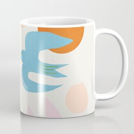 Abstraction_Nature_Wonderful_Day Coffee Mug