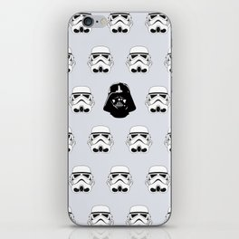 Troopers and Vader iPhone Skin