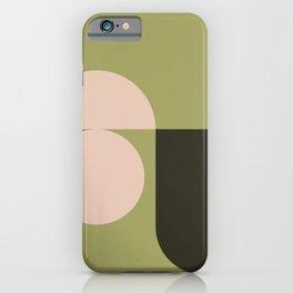 Contemporary 68 iPhone Case