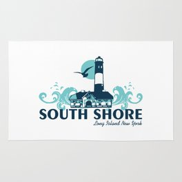 South Shore - Long Island. Rug