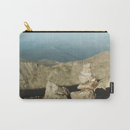 """Not A """"Cairn"""" The World Carry-All Pouch"""