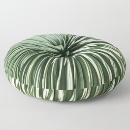 Succulent by Zouzounio Art Floor Pillow