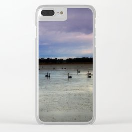 Lake Lonsdale Clear iPhone Case