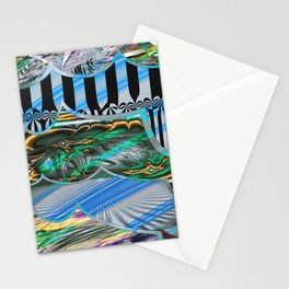 old works III Stationery Cards