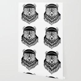 Grizzly Bear Speed Rebel Wallpaper