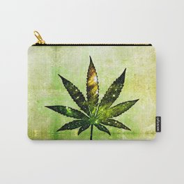 Marijuana Leaf - Design 3 Carry-All Pouch
