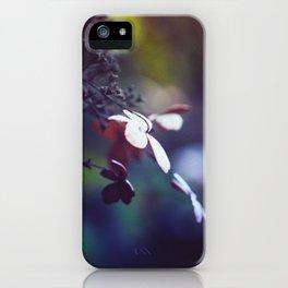 Vibrant Hydrangea iPhone Case