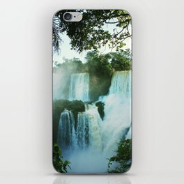 Wonderful Waterfall iPhone Skin