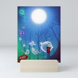 Fan Art Halloween Mini Art Print