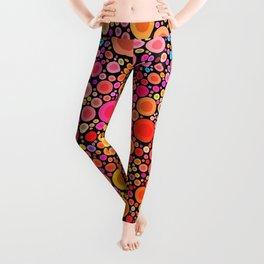Tangerine Dream Leggings