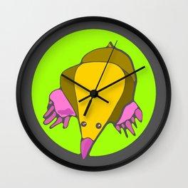 MOLE ANIMAL UNDERGROUND Wall Clock