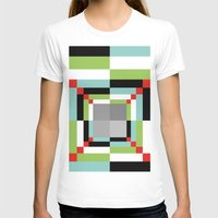 illusion T-shirts featuring Illusion by Susana Paz