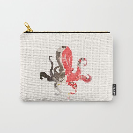 marble octo Carry-All Pouch
