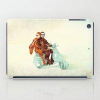 italian iPad Cases featuring Vintage Italian by RadFive