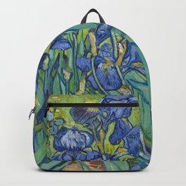 Irises Backpack