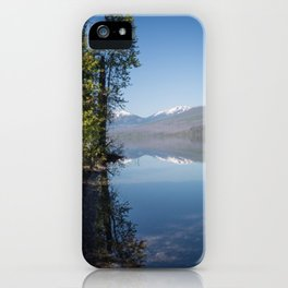 Reflect on the World iPhone Case