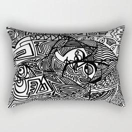 Intimacy Rectangular Pillow