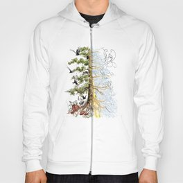 The Woods and The Water Hoody