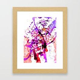Mania Framed Art Print