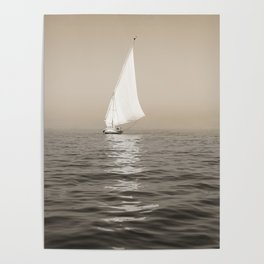 Ship on the Nile Poster