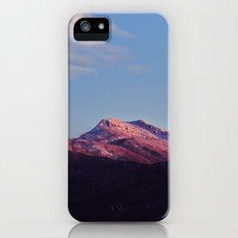 Mount Mansfield iPhone Case
