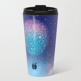 Stars Balloon Travel Mug