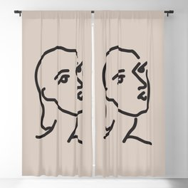 Janey - Henri Matisse - Lithograph - Vintage Art Print - Digital Download - Printable Matisse Print Blackout Curtain
