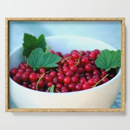 Currant Fruit Vitamins Serving Tray