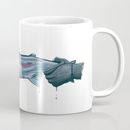 Salmon River Steelhead Coffee Mug