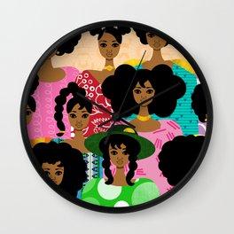 Baker's Dozen Wall Clock