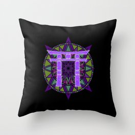 World Religions -- Shintoism Throw Pillow