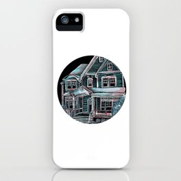 Home, Bright Home iPhone Case