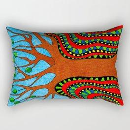 Earth to Sky Rectangular Pillow
