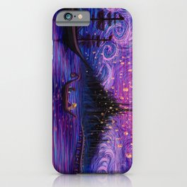 The Lantern Scene iPhone Case