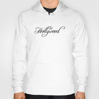 hollywood Hoodies featuring Hollywood by Blocks & Boroughs