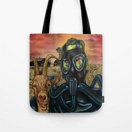 Frogman & Goatboy Tote Bag