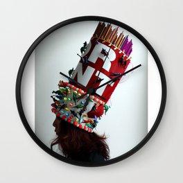 Art For Rent Wall Clock