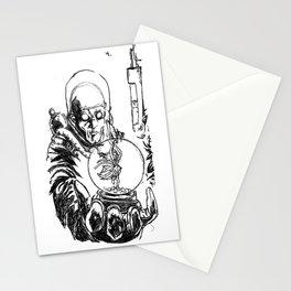 Freeze Stationery Cards