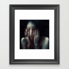 Premonition Framed Art Print