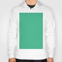 mint Hoodies featuring Mint by List of colors