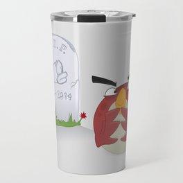 Happy Bird Travel Mug