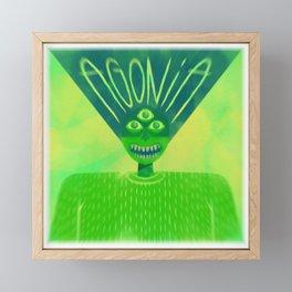 Agonia Framed Mini Art Print