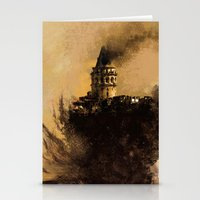 istanbul Stationery Cards featuring istanbul  by Atalay Mansuroğlu