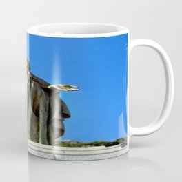 Statue of the Virgin Mary, Ephesus, Turkey (2 of 2) Coffee Mug