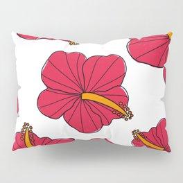 Once and flor-al Pillow Sham