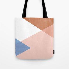 Geometrics - moroccan sky Tote Bag