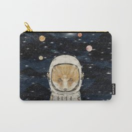 little space fox Carry-All Pouch