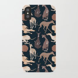 Whippet Good! iPhone Case